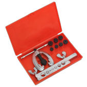 AK505 Pipe Flaring Kit 9pc - For Soft Copper Pipes Only